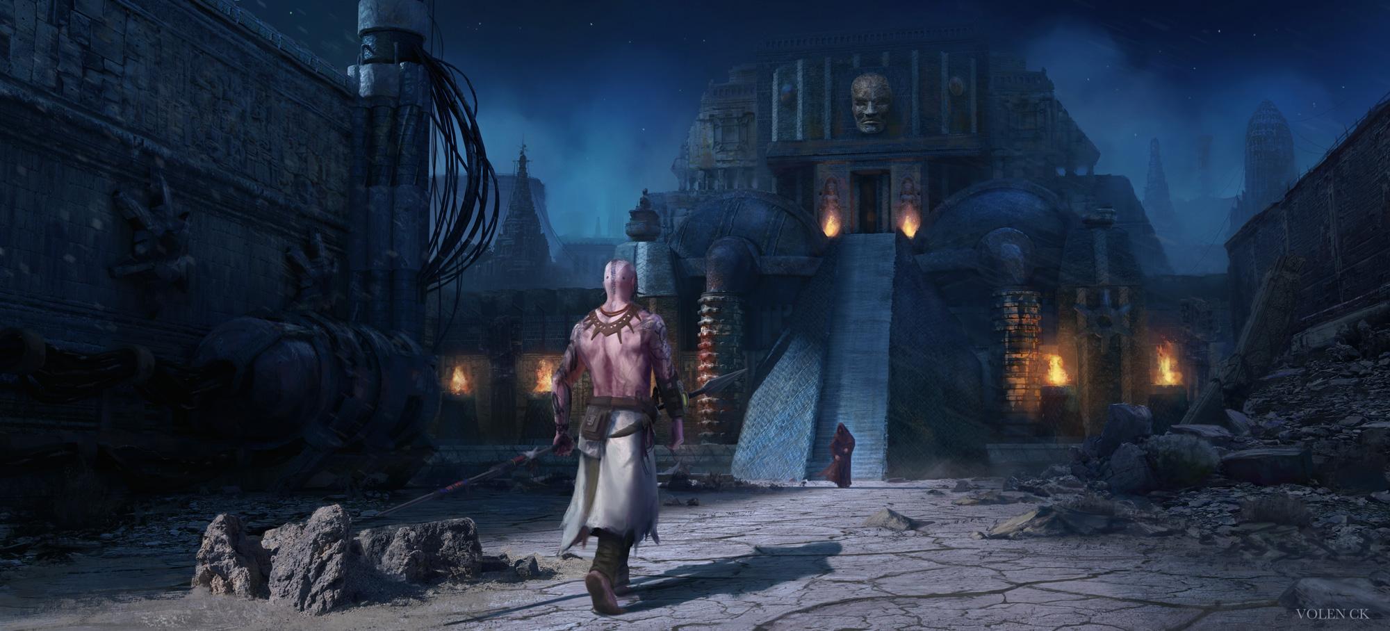 Fallout Temple
