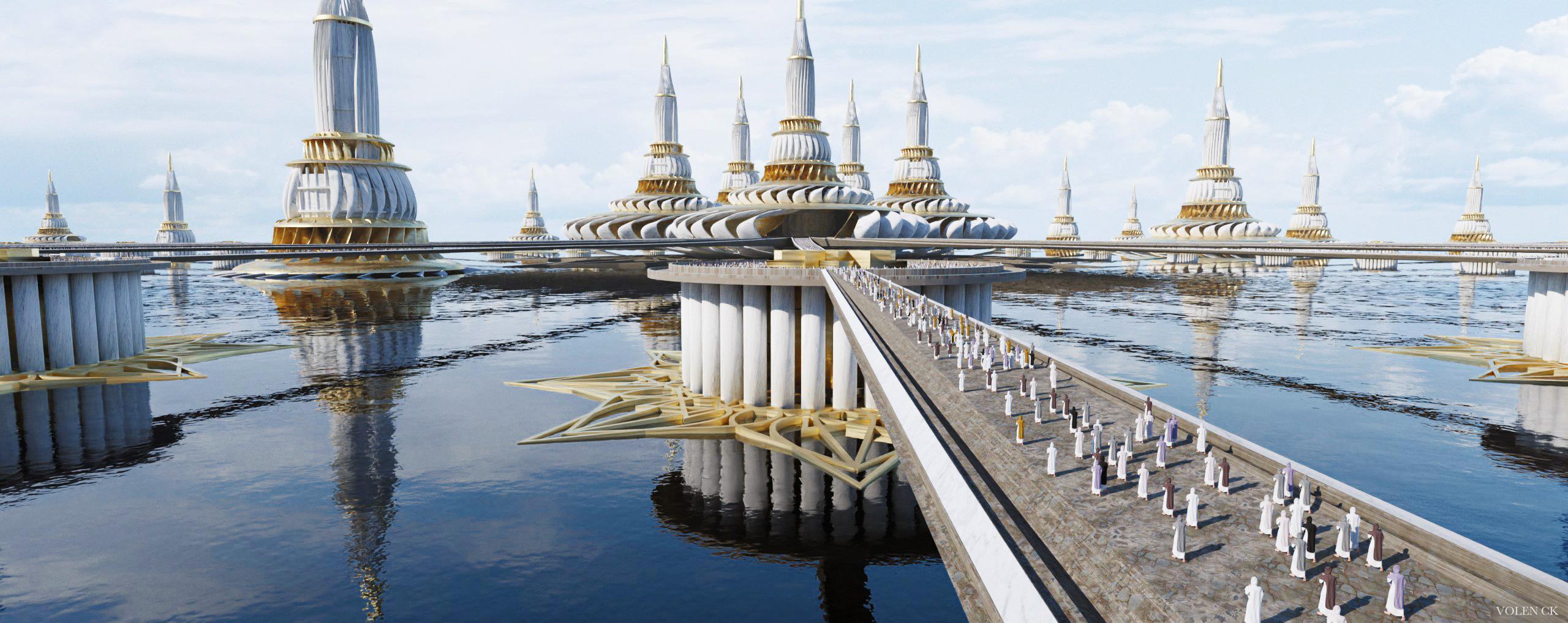 The-White-Temple-Pilgrims—Volen-CK—04