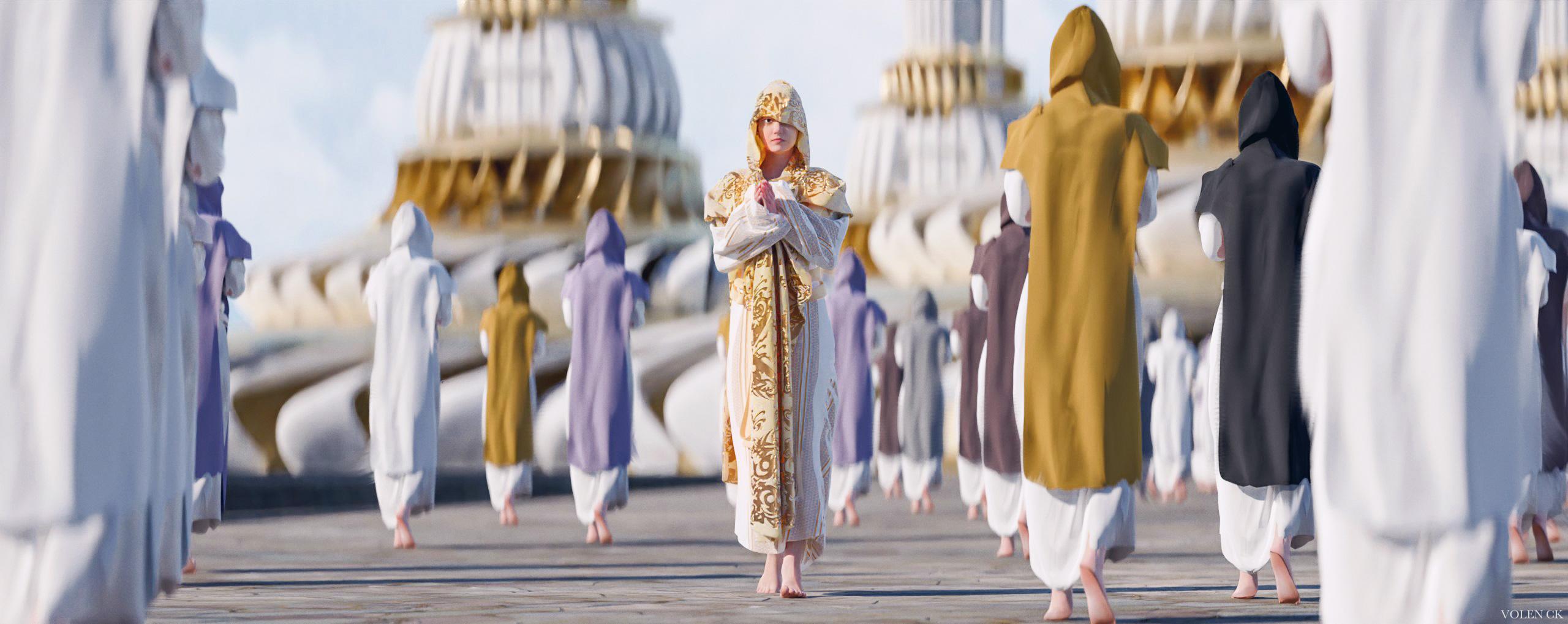The-White-Temple-Pilgrims—Volen-CK—14