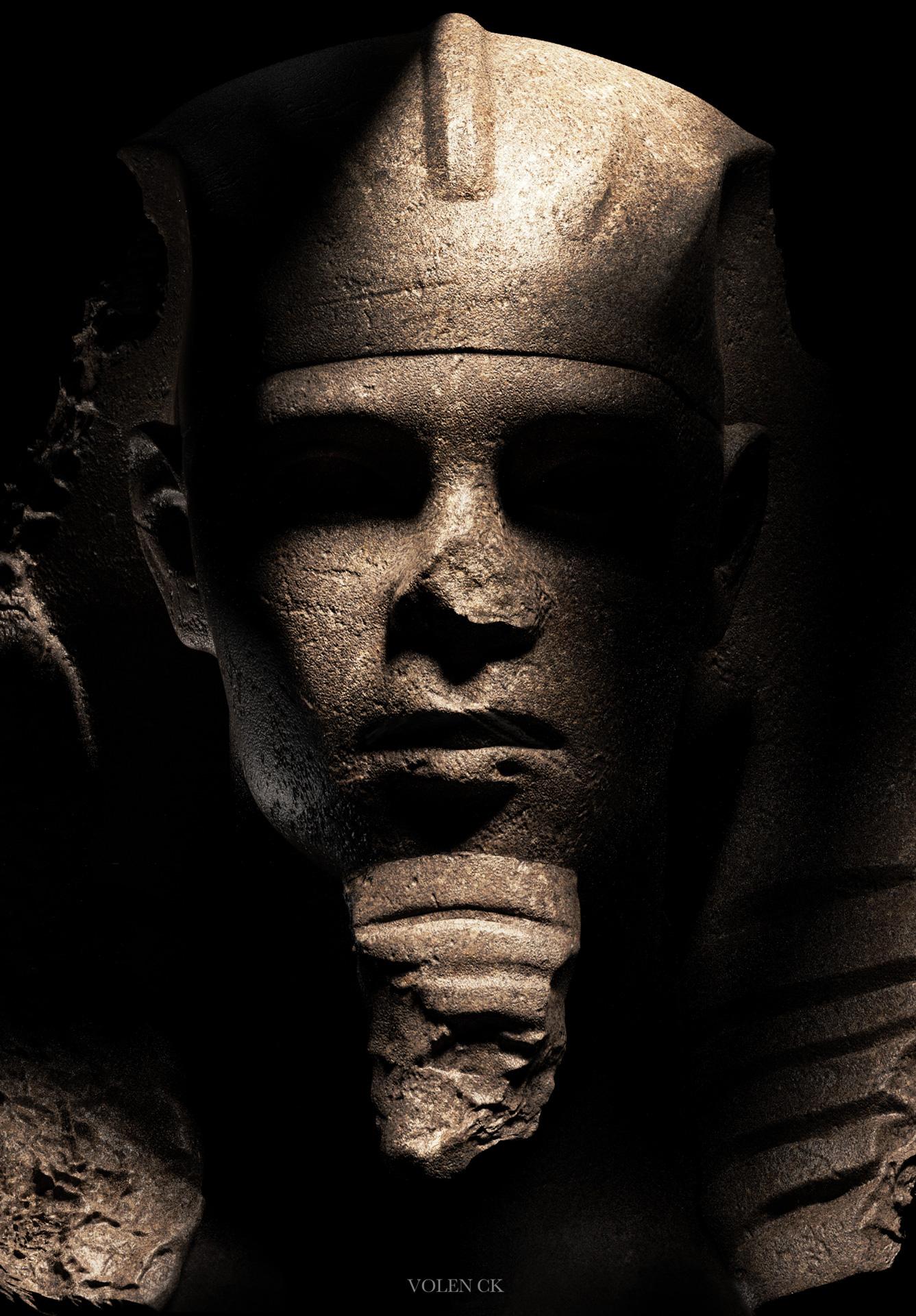 Forgotten-Pharaoh_2_Concept-Design-Illustration---Volen-CK-